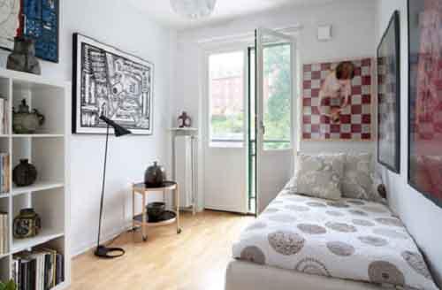 Thiết kế nội thất đẹp cho căn hộ chung cư nhỏ