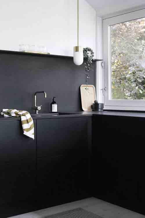 Mẫu thiết kế căn bếp hoàn hảo cho những căn nhà nhỏ.