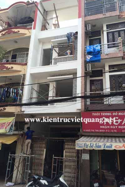 Sửa chữa nhà tại Quận Tân Bình