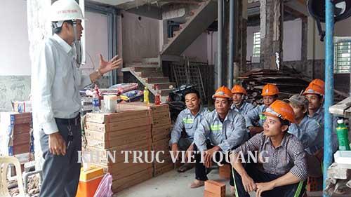 Công ty sửa chữa nhà tại quận 1