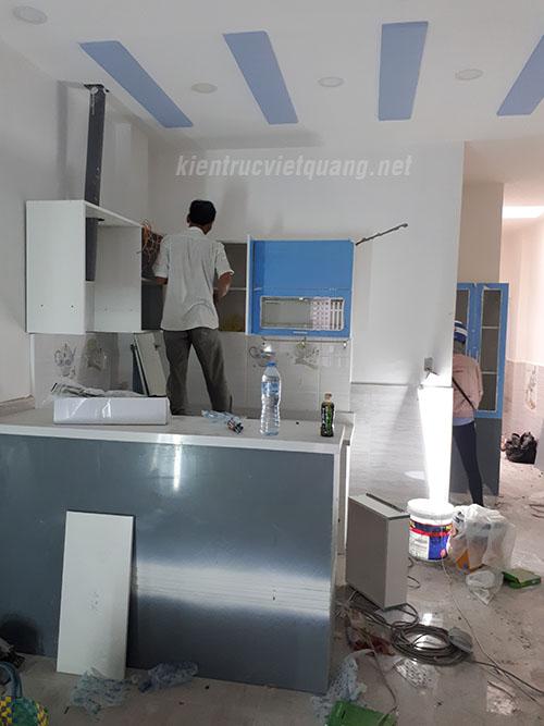 Sửa chữa nhà chị Vân Quận Thủ Đức