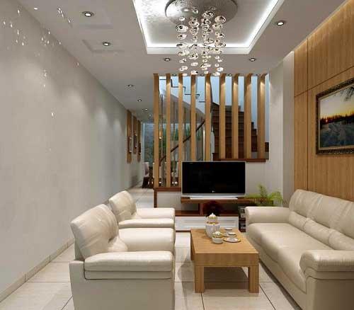 Tận hưởng không gian sống thú vị với ngôi nhà đẹp