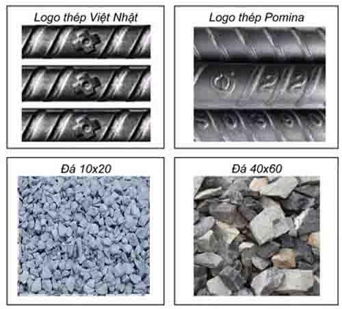 Bước III: Chọn vật liệu xây dựng và nhà thầu thi công