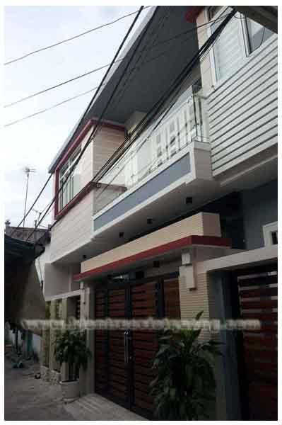Xây dựng nhà biệt thự nhà Cô Phương. Tân Bình.Tp HCM