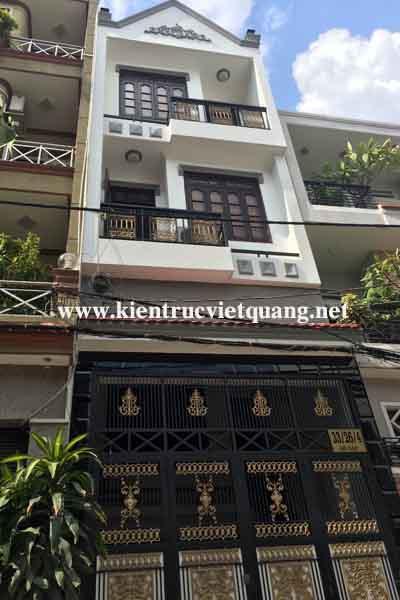 Việt Quang đã thi công sửa chữa nhà phố 3 tầng Anh Đông quận Tân Phú. Chủ nhà đánh giá cao chất lượng công trình, nhà sửa xong đẹp, giá hợp lý