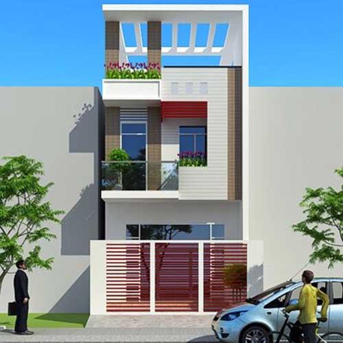 Đơn giá thiết kế xây dựng nhà phố 3 tầng