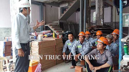 Nhà thầu xây dựng sửa nhà uy tín tại TP HCM