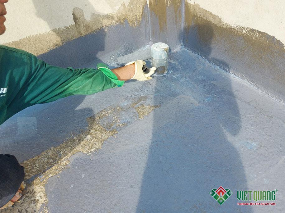 Lựa chọn hóa chất tốt để gia tăng tính thẩm mỹ và tuổi thọ của công trình