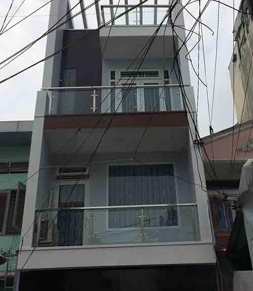 Sửa chữa cải tạo nhà anh Sỹ CMT8 Tân Bình