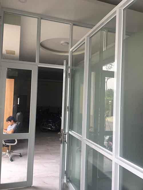 Sửa chữa nhà của công ty Cổ phần NASACO