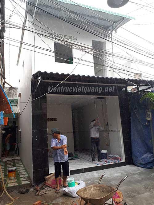 Sửa chữa nhà Chú Hoàng Quận 7