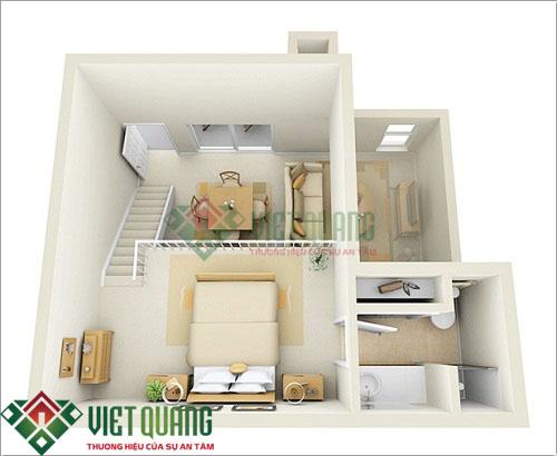 Thiết kế nội thất nhà phố đẹp như thế nào để phù hợp và tiết kiệm