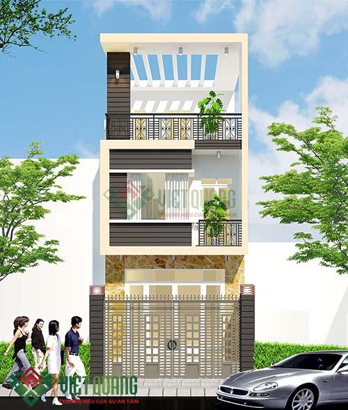 Đơn giá thiết kế xây dựng nhà tại Quận Thủ Đức