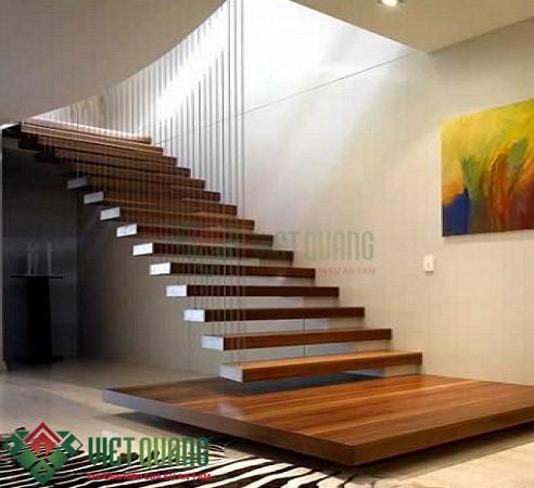 Một số mẫu cầu thang đẹp phù hợp nhất với nhà phố 19