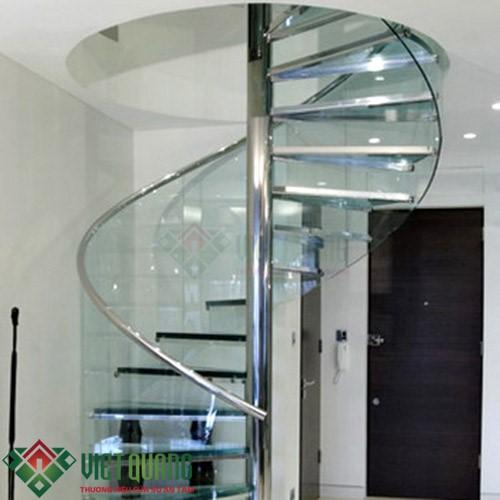 Một số mẫu cầu thang đẹp phù hợp nhất với nhà phố 22