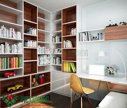 Những Ý tưởng thiết kế phòng đọc sách đẹp