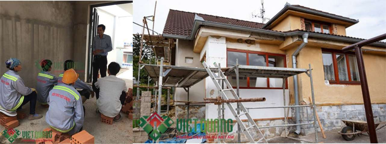 Công ty sửa nhà đẹp và tiết kiệm chi phí