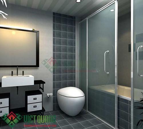 Những ý tưởng thiết kế nội thất nhà phố 60m2 tiện nghi sang trọng 3