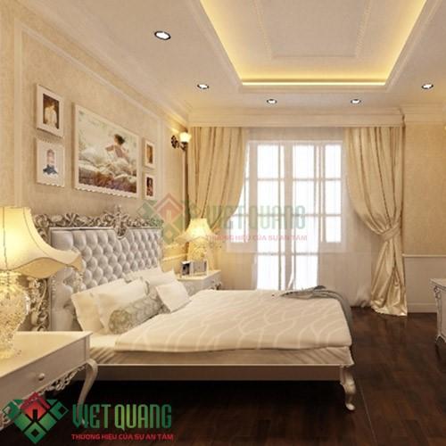 Thiết kế phòng ngủ độc đáo mang lại giấc ngủ đầy năng lượng