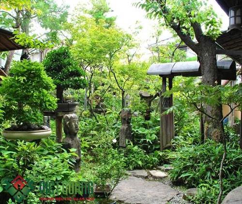 Chiêm ngưỡng những mẫu thiết kế sân vườn hòa mình với thiên nhiên 1