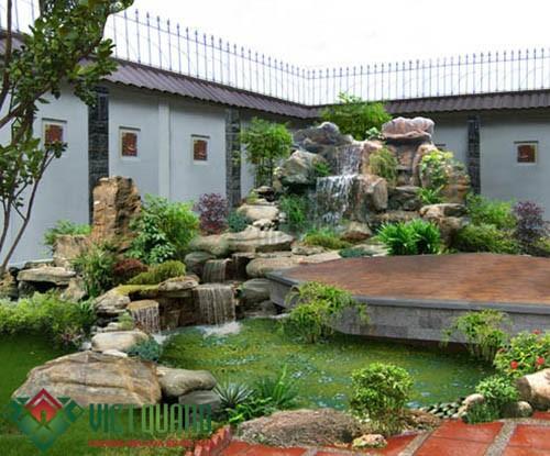 Chiêm ngưỡng những mẫu thiết kế sân vườn hòa mình với thiên nhiên 10