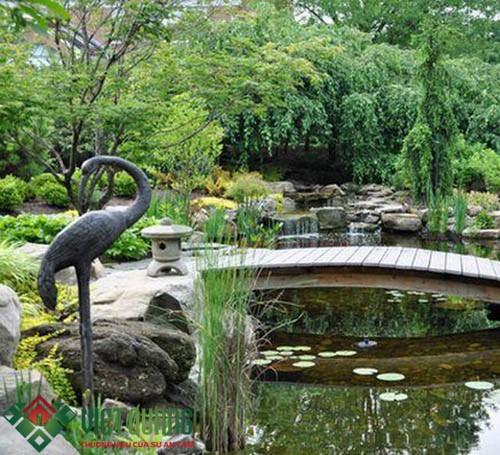 Chiêm ngưỡng những mẫu thiết kế sân vườn hòa mình với thiên nhiên 11