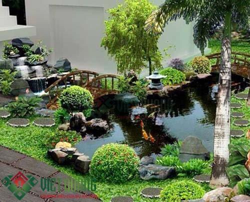 Chiêm ngưỡng những mẫu thiết kế sân vườn hòa mình với thiên nhiên 3