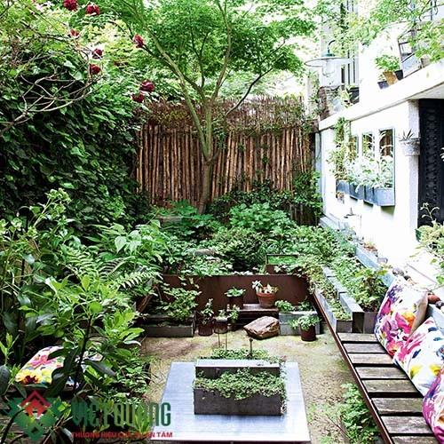 Chiêm ngưỡng những mẫu thiết kế sân vườn hòa mình với thiên nhiên 4