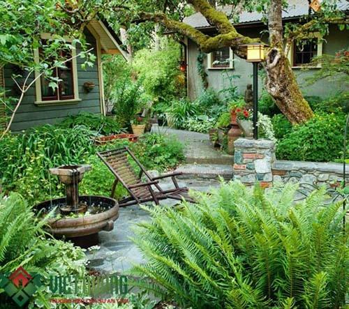Chiêm ngưỡng những mẫu thiết kế sân vườn hòa mình với thiên nhiên 7