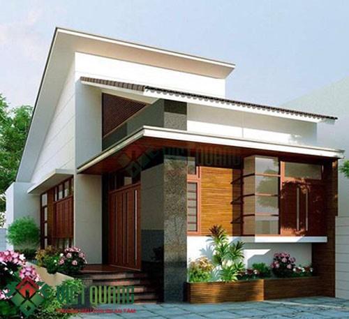 Xây nhà 3 tầng nhà chị Vân Quận Tân Bình