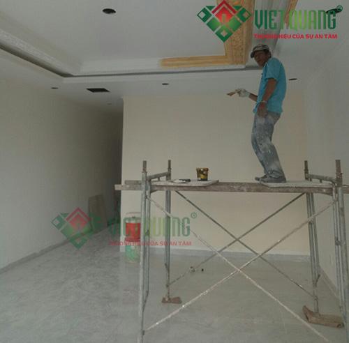 Sửa chữa nhà Anh Hiếu Quận Tân Bình