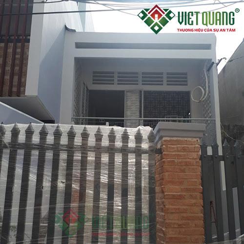 Sửa chữa nhà anh Cang Quận Tân Bình