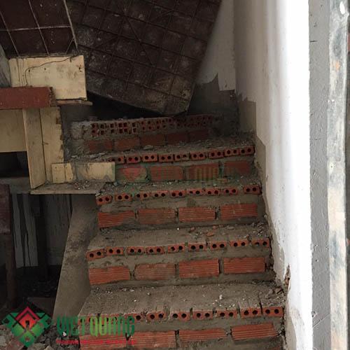 Nâng cấp hoàn thiện ngôi nhà Chú Phát Bình Thạnh
