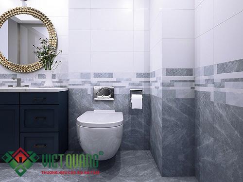Cách thiết kế phòng tắm sang trọng hiện đại