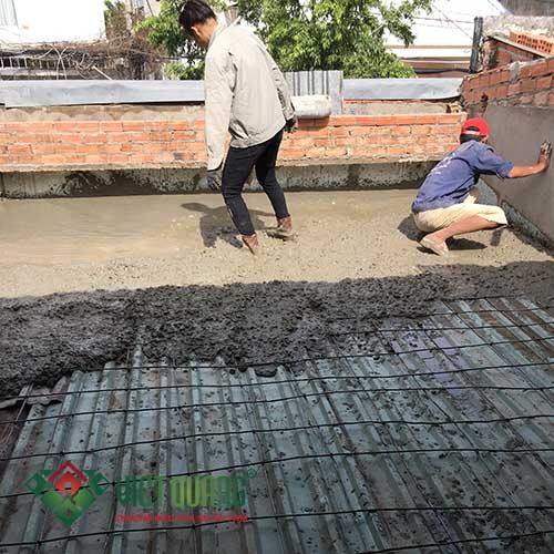 Sửa chữa nhà nâng tầng Quận Thủ Đức