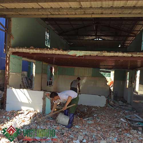 Công trình sửa chữa nhà cấp 4 trọn gói Quận Bình Chánh