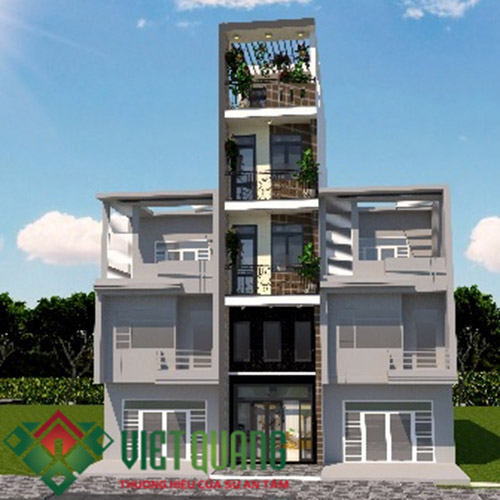Công ty thiết kế thi công xây dựng nhà tại Quận 4