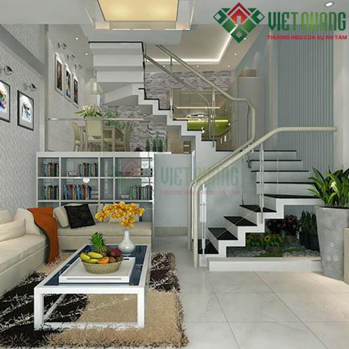 Cách trang trí phòng khách nhỏ xinh hiện đại