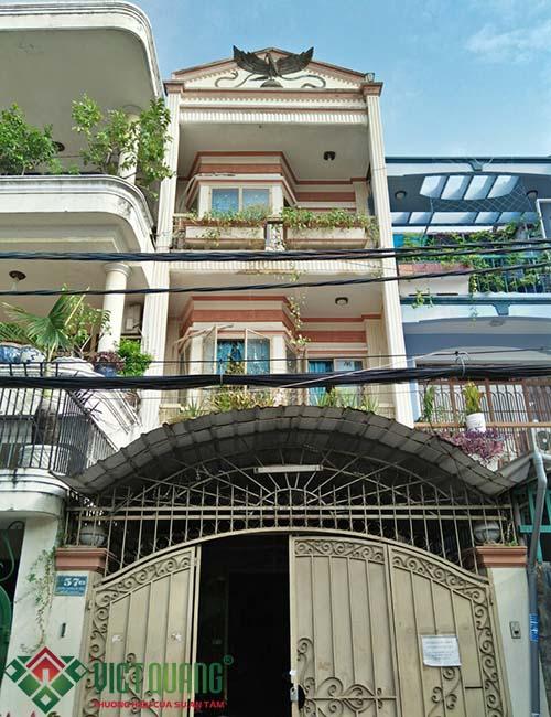 Sửa chữa cải tạo trọn gói nhà anh Sơn Quận Tân Bình