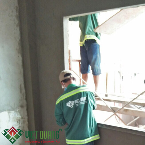 Dịch vụ sửa chữa nhà Tp Hcm
