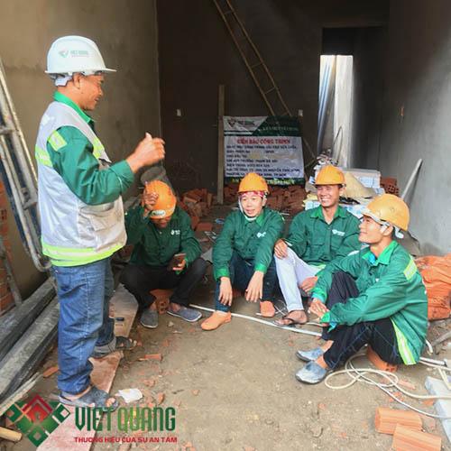 Công ty Chuyên thi công sửa chữa nhà tại quận 9