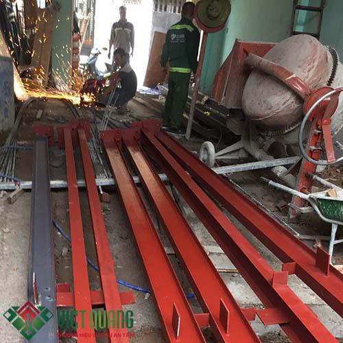 Sửa chữa nâng tầng nhà cấp 4 anh Mạnh Quận Gò Vấp