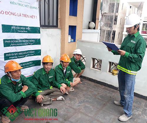 Sửa chữa cải tạo nhà ở Quận Gò Vấp