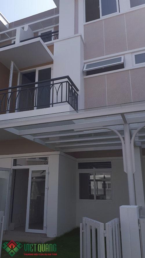 Thi công hoàn thiện căn hộ nhà Anh Nam Huyện Bình Chánh