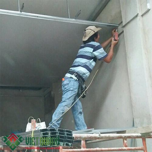 Sửa chữa nhà anh Tùng Quận 7