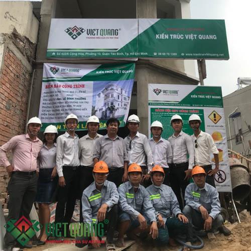 Sửa chữa nhà Tp HCM – Kiến Trúc Việt Quang