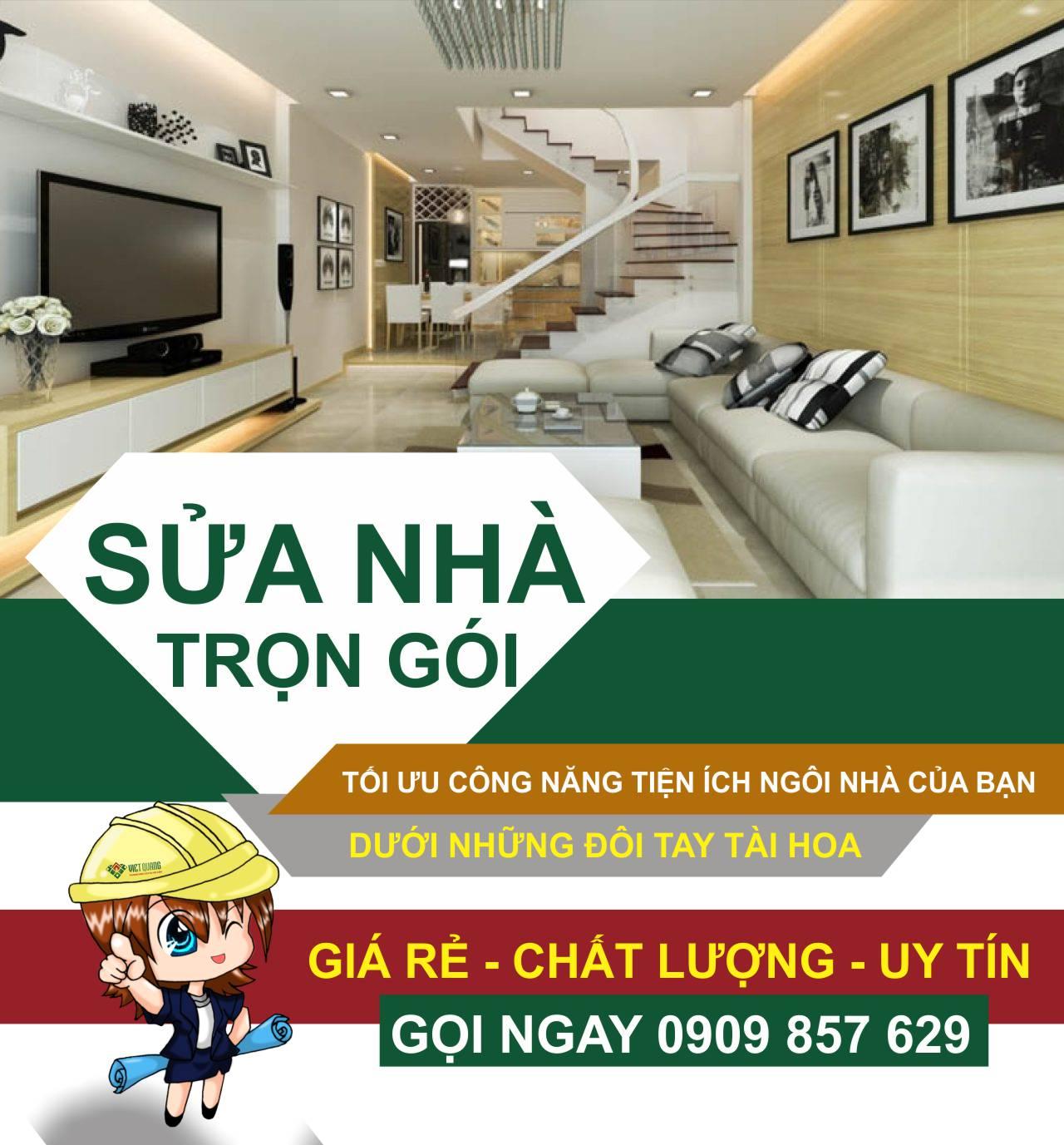 Sửa chữa nhà Tp HCM – Việt Quang Group