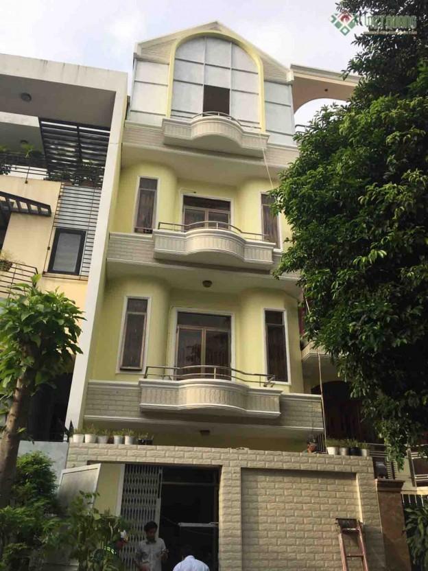 Xây dựng nhà phố 4 tầng chị Trâm quận Phú Nhuận