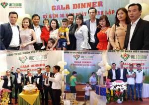 Kỉ niệm 6 năm thành lập Việt Quang Group
