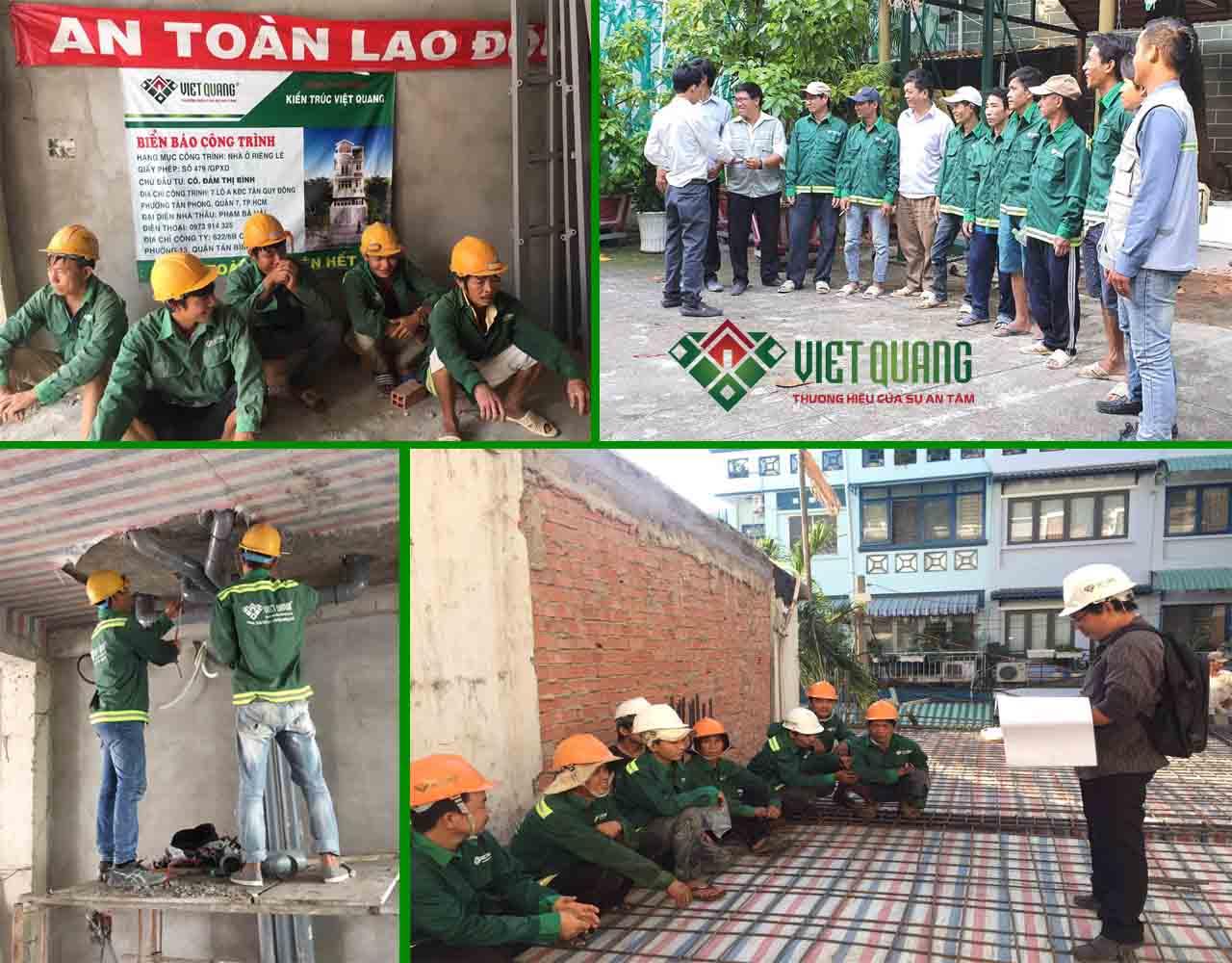 Sửa chữa nhà trọn gói giá rẻ tại Tp HCM